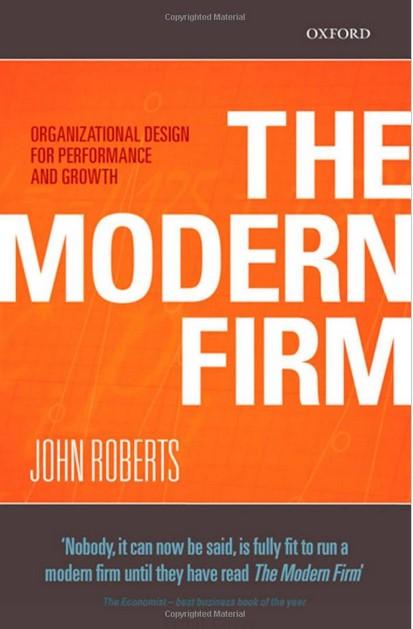 The Modern Firm